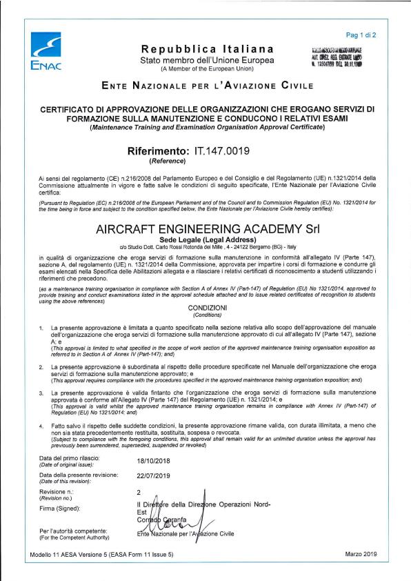 Ente nazionale per l'aviazione civile